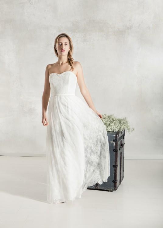 Brautmode - Kollektion Brautkleider 2016 - Modell Allette