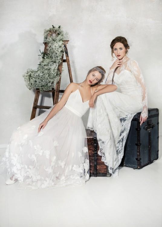 Brautmode - Kollektion Brautkleider 2016 - Modell Cleo