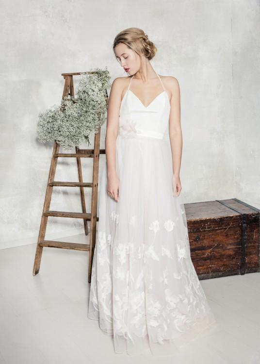 Brautmode - Kollektion Brautkleider 2016 - Modell Eloise